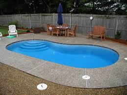 fiberglass pools cost. Perfect Pools Small Fiberglass Pools Cost With O