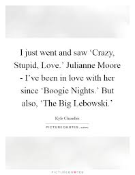 Crazy Stupid Love Quotes Mesmerizing I Just Went And Saw 'Crazy Stupid Love' Julianne Moore