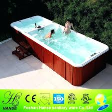above ground swim spa garden pool hot tub and combo in adelaide