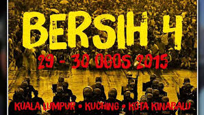 Image result for BERSIH 4