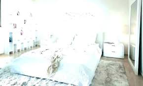 Large Black And White Rug Area For Living Room Plush – podemoseeuu.info