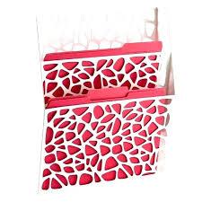mesh wall organizer wire mesh wall pockets mesh wall file organizer white nest 2 pocket wall