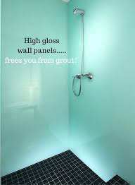 recycled glass shower wall panels 7 ways to take the pain out of your shower enclosure