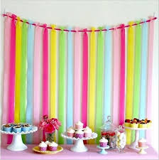Cheap party mickey, Buy Quality party scene directly from China party  animal fancy dress Suppliers: Roll) Crepe Paper Streamers Decoration DIY  Paper Bouquet ...