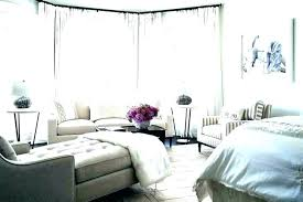 ideas for small sitting area in kitchen furniture awesome master bedroom room bay window with