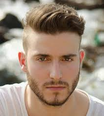 Stubble Facial Hair Style faded hairstyle 10 beard styles that suit your faded hairstyle 5571 by wearticles.com