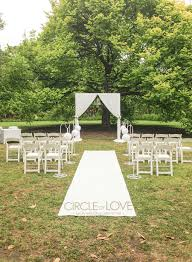 Top Garden Wedding Locations Melbourne Hire Styling
