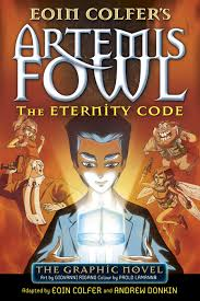 the artemis fowl graphic novels