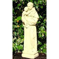 garden statue mary outdoor garden statues mary