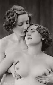 Lesbian porn tube from 1930 s