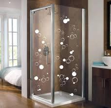 appealing bathroom shower door stickers unique design shower door decals wonderful ideas bubbles bathroom vinyl wall