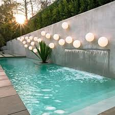 Home  Photo Album; Modern Pool Designs