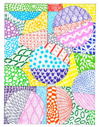 Zentangle Pattern Ideas Interesting Inspired By Zentangle Patterns And Starter Pages Craftwhack