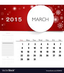 Free Downloadable Monthly Calendar 2015 2015 Calendar Monthly Calendar Template For March
