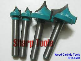 cnc router bits. 6x25mm- needle nose cnc cutters for wood, china router bits endmill manufacturer wholesale cnc e