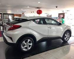 Toyota CHR ทดลองใช้งานจริง เล่าสู่กันฟัง == - Pantip