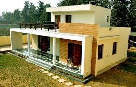 Small Picture Unique Architecture Design For Small House In India Plans On
