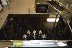 electric cooktop. Contemporary Electric Image Is Loading GEJP3536SJSS36034StainlessSmoothtopElectricCooktop For Electric Cooktop