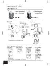 relay wiring diagrams an 8 pin cube wiring diagram for you • rh2b u relay wiring diagram relay circuit diagram wiring ice cube relay wiring 4 pin relay wiring diagram