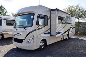 used motor homes class a io used 2017 thor ace 30 1 class a motor home for 4 541 miles 2
