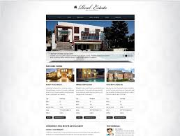Real Estate Website Templates Best 48 Best Real Estate Moto CMS Templates 48