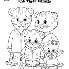 Small Picture Stunning Daniel Tiger Coloring Pages Gallery New Printable