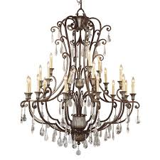 trans globe lighting crystal flair twenty one light crystal chandelier with crystal
