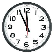 chaney instruments wall clock instruments wall clock atomic chaney instruments atomic wall clock