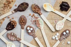 diy hot chocolate dipping spoons hotchocolatespoons