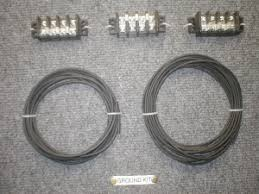 rebel wire accessory kits for real rods rebel wire s ground kit
