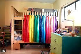 Bunk Bed Canopy Rainbow Curtain Tent – mehediovi.info