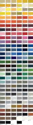 Colour Chart Ral Axalta Coating Systems