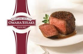 Omaha Steaks eGift Card   GiftCardMall.com