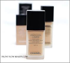 Chanel Perfection Lumiere Foundation Review And Swatch