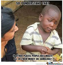 Skeptical African Kid by ytu1m - Meme Center via Relatably.com
