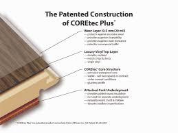 coretec plus xl vinyl planks waterproof flooring diablo flooring inc