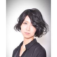 アシンメトリーボブ Akira名谷店アキラのヘアスタイル 美容院
