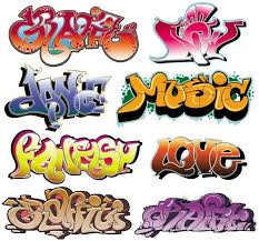 Graffiti Font Styles Beautiful Graffiti Font Design 02 Eps File Free Graphics Uihere