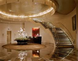 mandarin oriental new york custom steplights at grand stair oriental lighting18 oriental