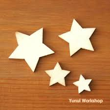 wood star cutouts image 0 shutters with