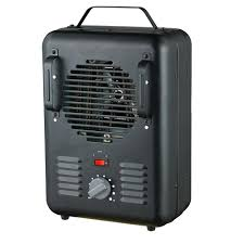 utility space heaters heaters 1 500 watt utility milkhouse thermostat portable fan heater
