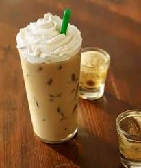 starbucks iced white chocolate mocha nonfat milk whipped cream