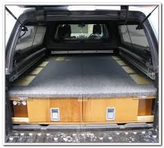 diy truck bed storage box