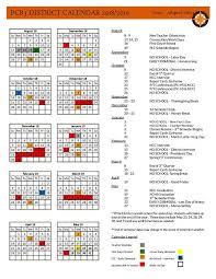 Event Calendar Fascinating Platte County R44 School District District Calendar