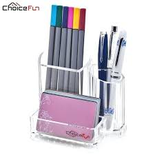 Cool office supplies Stationery Fun Office Supplies For Desk Cute Acrylic Stationery Pencil Pen Card Holder Office Supplies Desk Accessories Fun Office Supplies Homegramco Fun Office Supplies For Desk Fun Office Supplies For Desk Cool