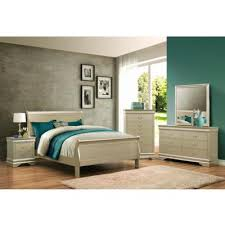 Turquoise bedroom furniture Western Crown Mark Louis Philip B3400 Pc Queen Sleigh Bedroom Set Todds Affordable Furniture Bedroom Sets At Todds Affordable Furniture