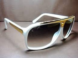 louis vuitton evidence sunglasses. paypal accepted louis vuitton evidence sunglasses white/ gold brand new e