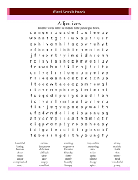 Character Traits Word Search | Activity Shelter