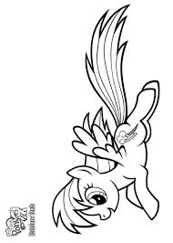 Rainbow Dash Free Printable Coloring Pages Coloring For Kids 2019