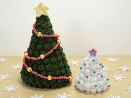 Free Crochet Christmas Tree Patterns Enchanting Blog PlanetJune By June Gilbank Christmas Trees Crochet Pattern